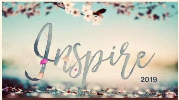 Inspire - Friday 20th September