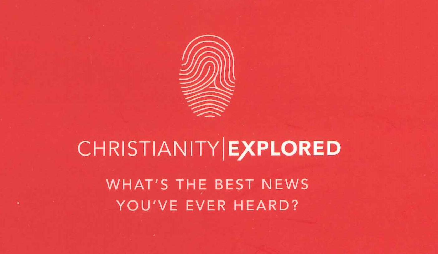 Christianity Explored - ongoing